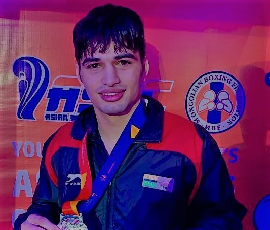Ankit Narwal-File Picture