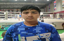 4) Haryana boxer Deepika