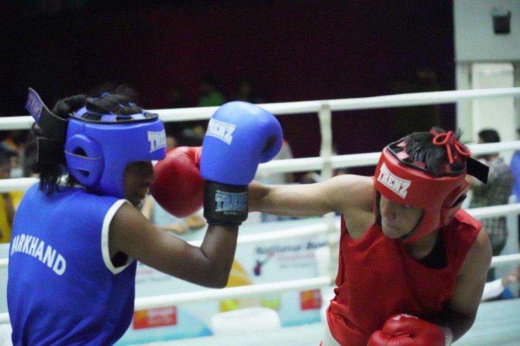 5) Boxers